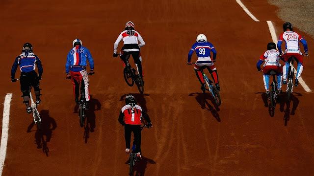 Juegos Europeos Bakú 2015 - Ciclismo BMX