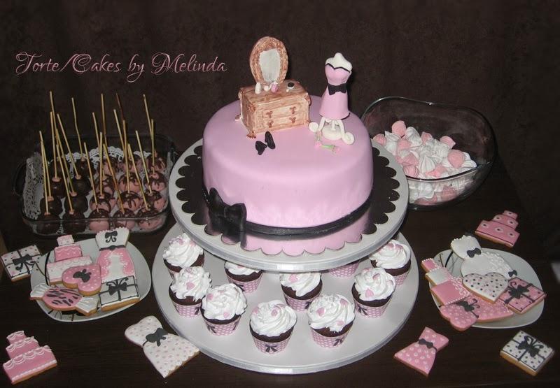 Torte/Cakes by Melinda