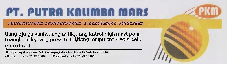 Pabrik Tiang Lampu PJU( Penerangan Jalan Umum), tiang lampu solar cell