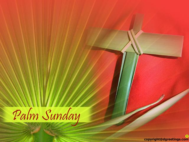 Happy Palm Sunday Girls
