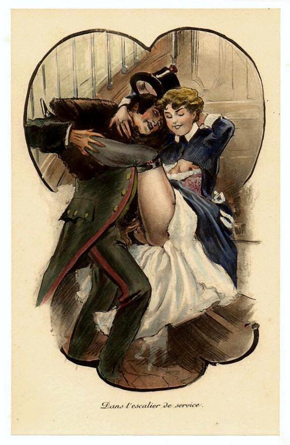 french sex art