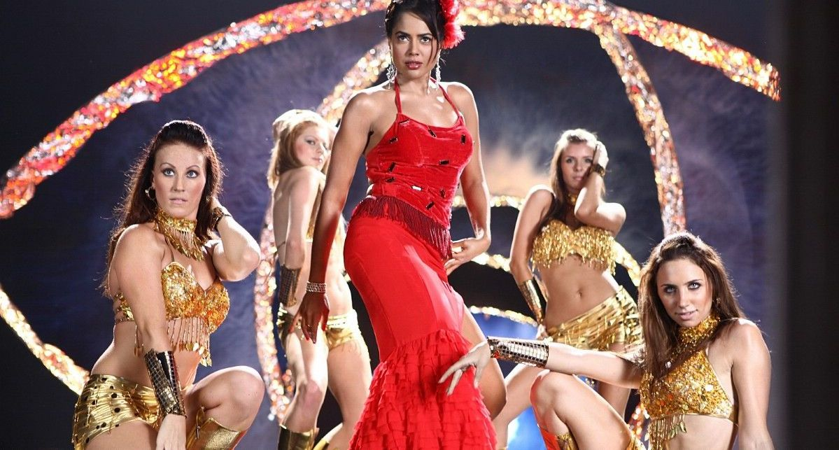 Sameera Reddy in Soolam Telugu Movie Stills