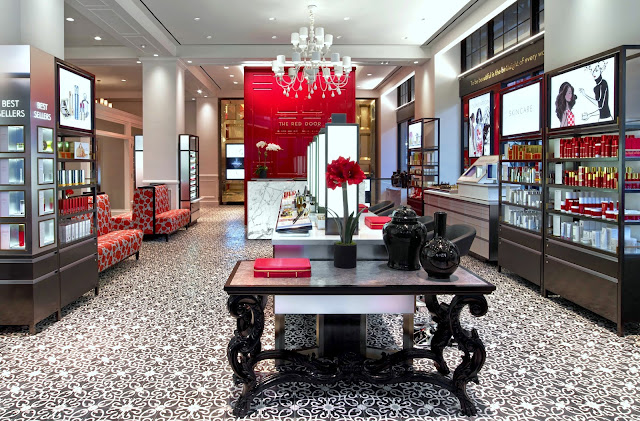 Review: Red Door Spa Union Square