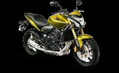 Hornet 2013 amarela