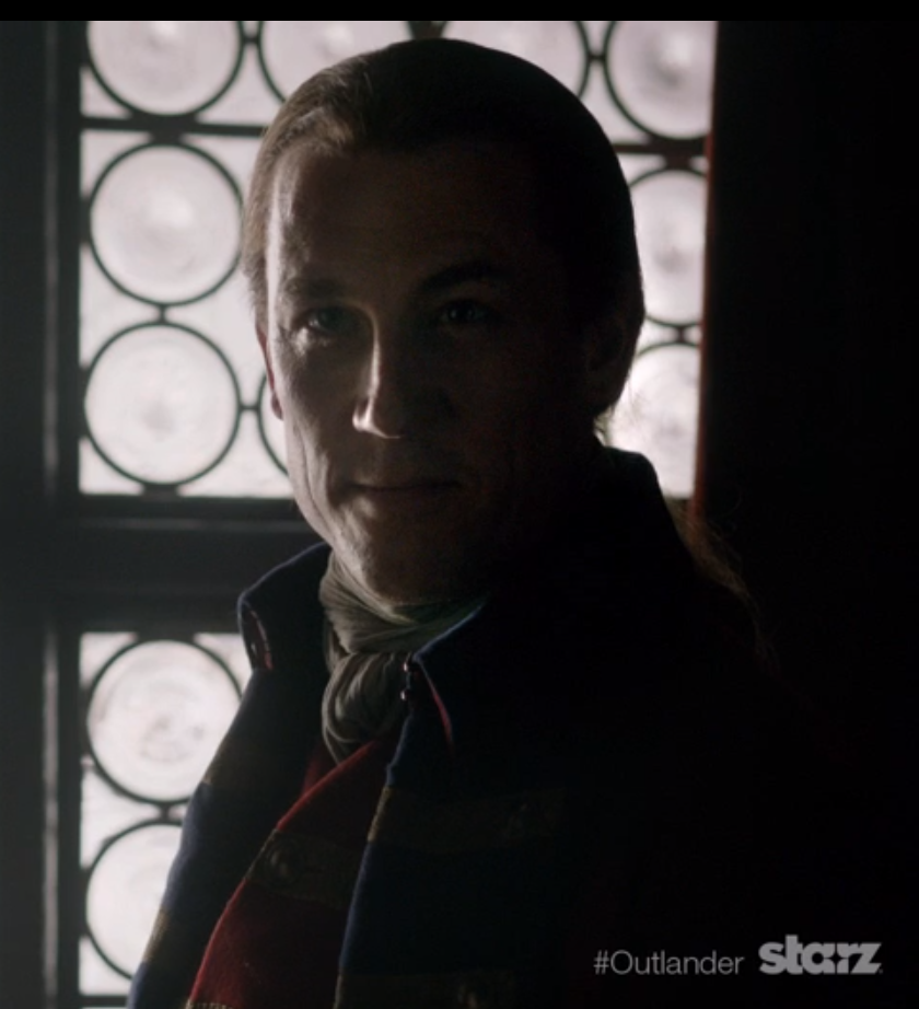 My OUTLANDER Purgatory: MOP's TOBIAS TUESDAY