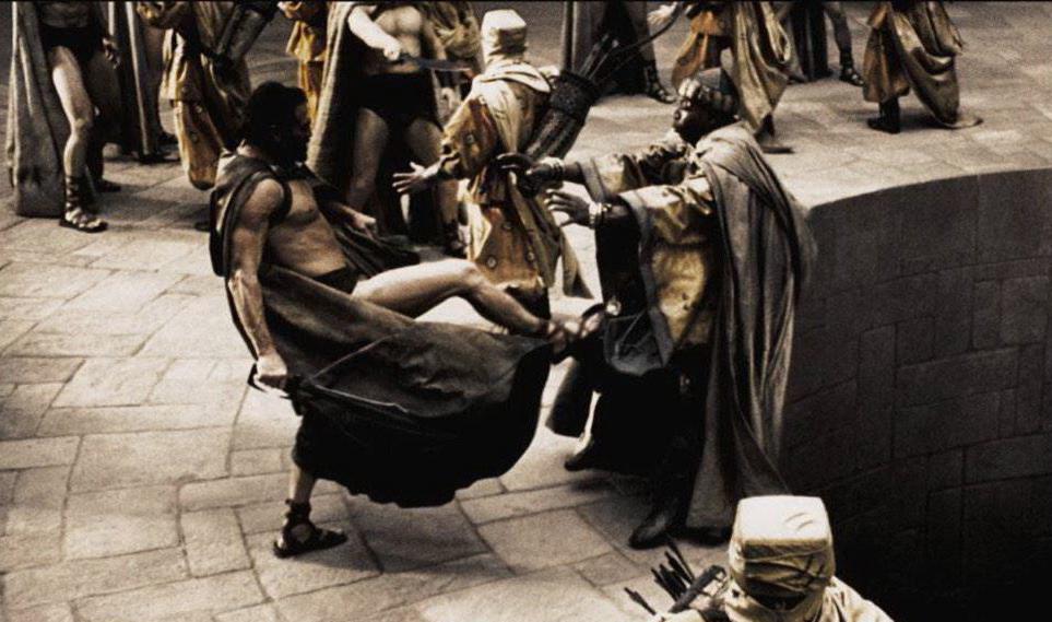 Meme Ahok This is Sparta