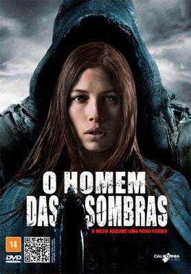Filme Poster O Homem das Sombras DVDRip XviD Dual Audio & RMVB Dublado