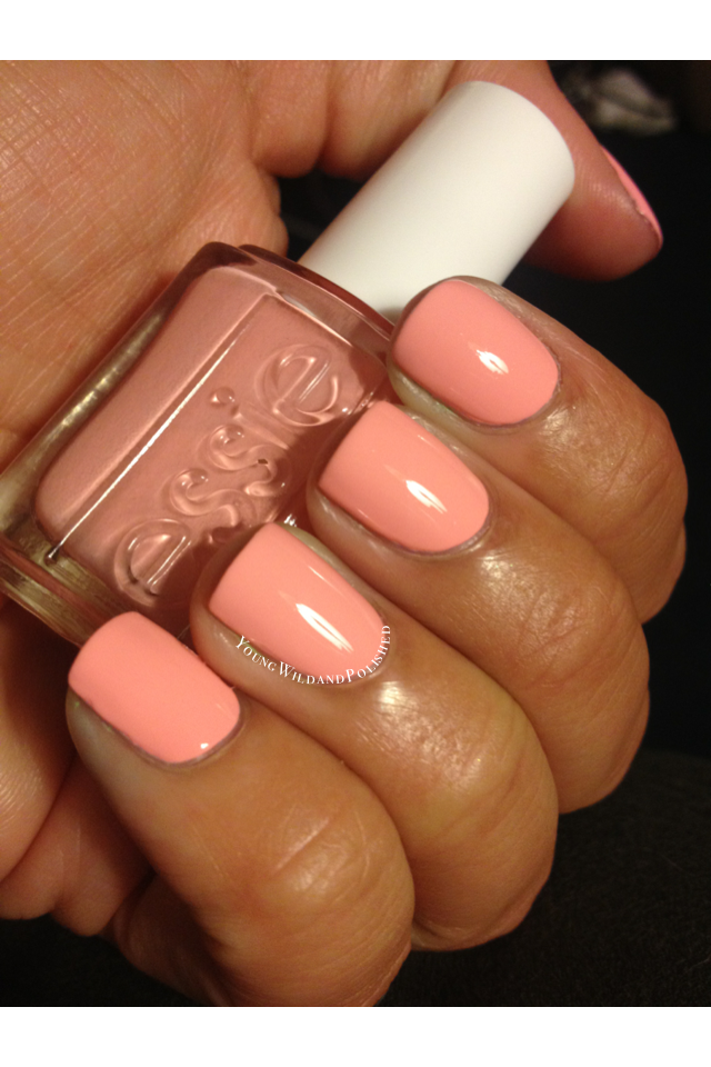 Young Wild and Polished: Essie Van D\'Go and a Sassy Camera Shy Neon!