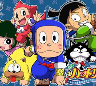 Download Ninja Hattori Dubbing Indonesia