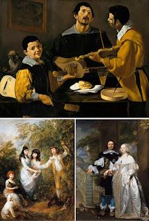 Картины из собрания брлинской Gemäldegalerie