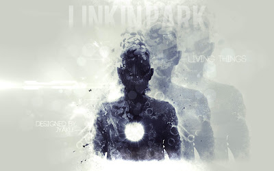 Linkin Park – Living Things 2012 Cover Designs