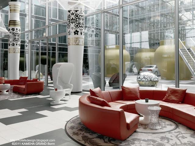 Kameha Grand Bonn_6_Les plus beaux HOTELS DESIGN du monde
