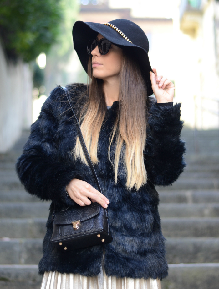 look con cappello