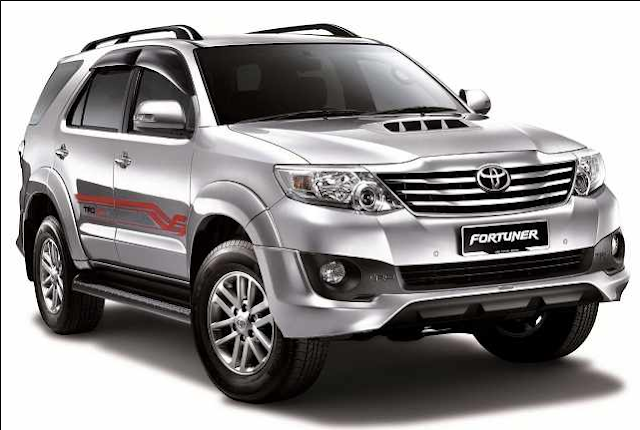 2018 Toyota Fortuner Photo