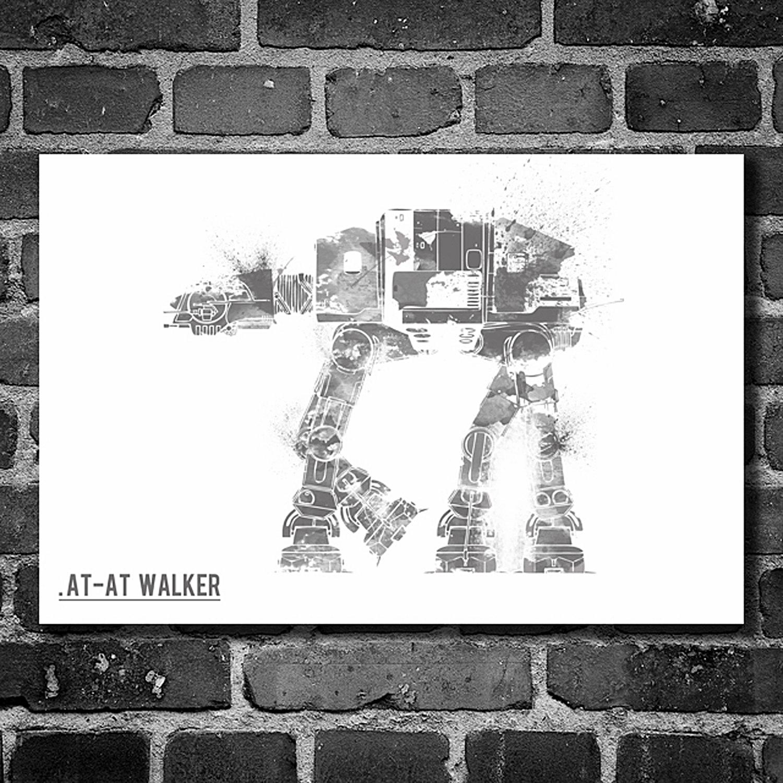 AT-AT Walker - Star Wars Vehicle by Harshness