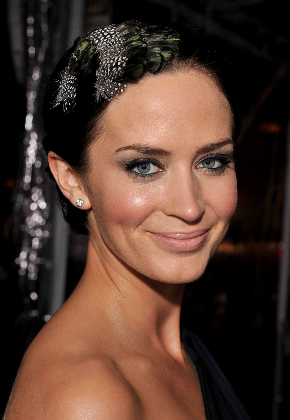 Beauty Trendsetter Emily Blunt Beauty Time With Daniela