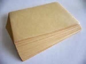 kertas buram
