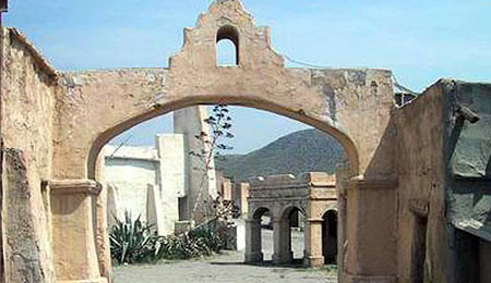 Blogs de turismo fort bravo almeria desierto tabernas for Oficina correos almeria