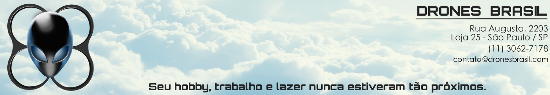 Phantom Dji Brasil - O Quadricoptero para sua GoPro