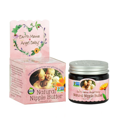 Earth Mama Angel Baby Natural Nipple Butter
