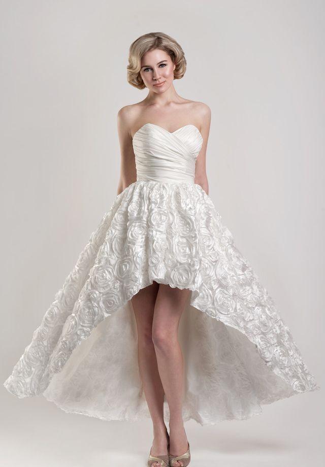 WhiteAzalea High-Low Dresses: July 2013