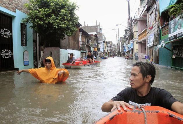 TYPHOON PHILIPPINES 9