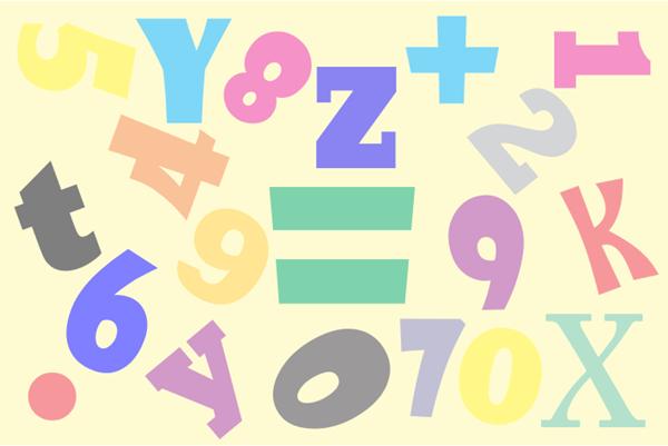 Um aluno curioso, brincando com a Álgebra