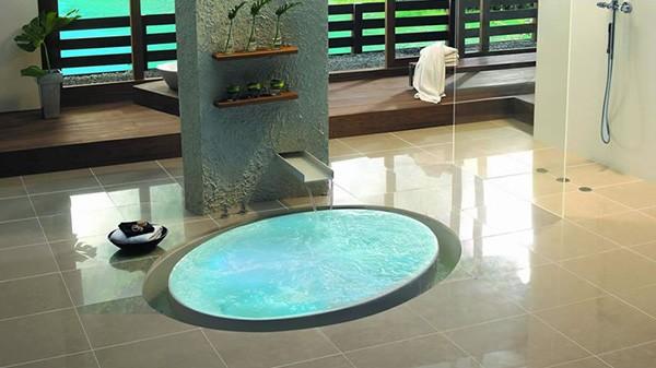 House designs overflowing bath bathroom design ideas kasch for Bathroom fittings design ideas