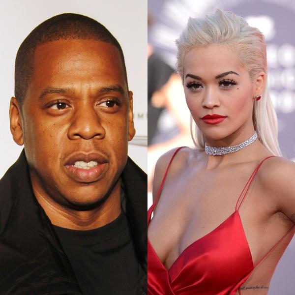 Roc Nation demanda a Rita Ora por incumplimiento de contrato.