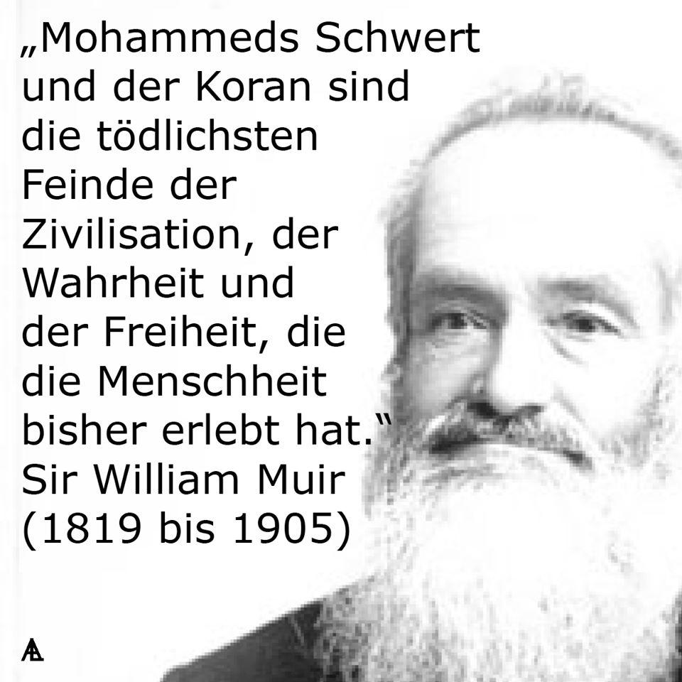 Mohammeds Schwert ...
