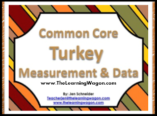 https://www.teacherspayteachers.com/Product/Common-Core-Turkey-Measurement-Data-966728