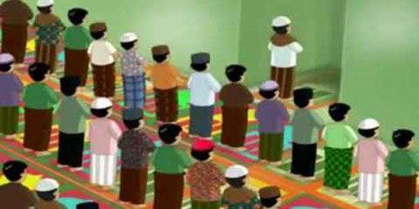 Doa Niat Sholat Ied - Sholat Hari Raya Idul Fitri