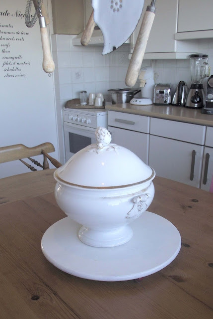 Shabby Chic Con Amore - Casa Shabby Chic.: Shabby Chic in cucina ...