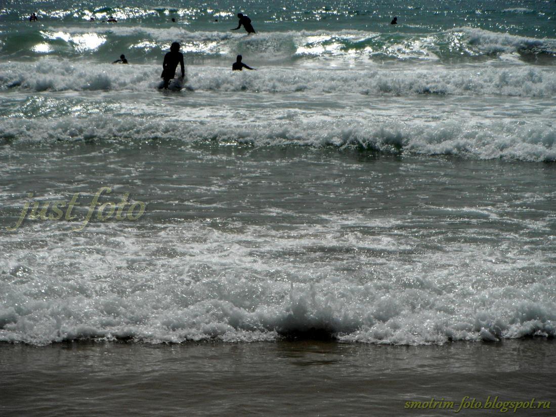 Пляжи Алгарве - Лагуш фото