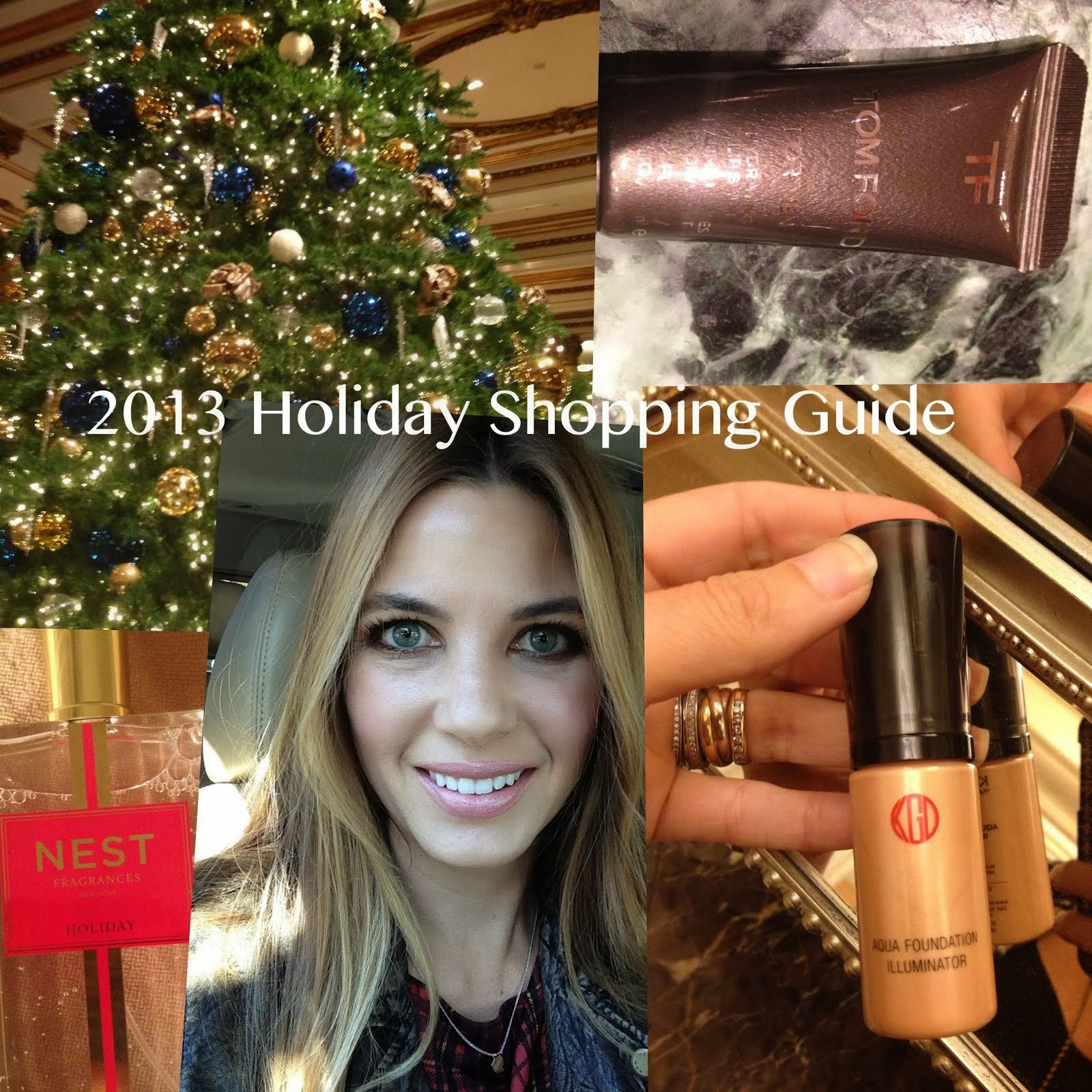Holiday 2013 Shopping Guide