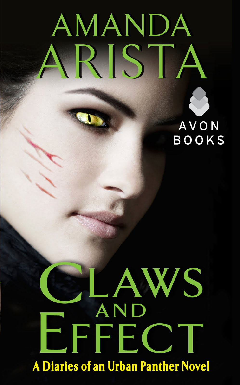 GoddessFish Tour Review: Claws And Effect by Amanda Arista
