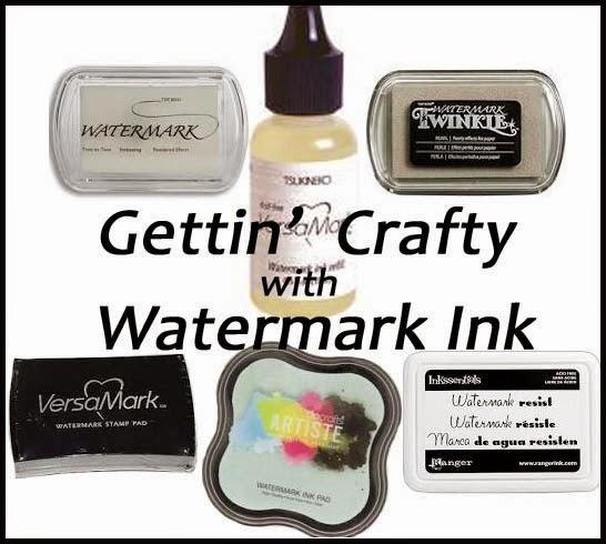 Watermark Ink