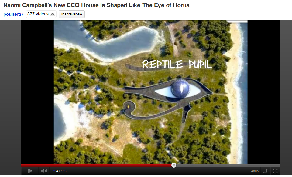 Naomi Campbell 39 S New Eco House Eye Of