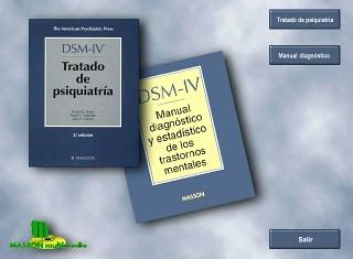 Manual y Tratado de psiquiatría DSM IV
