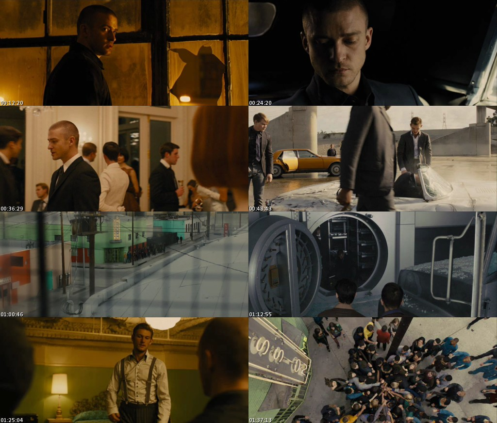 In Time (2011) [DVDRip] [Latino]