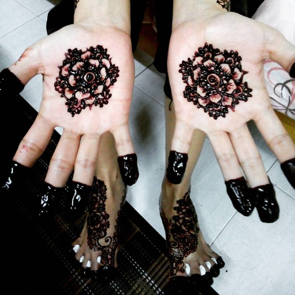 Chanteq Henna Creation