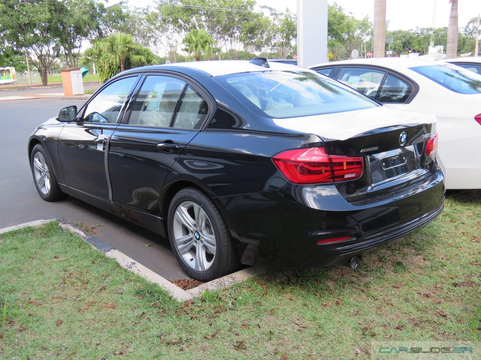 BMW Série 3 inicia 2016 como sedã de luxo mais vendido