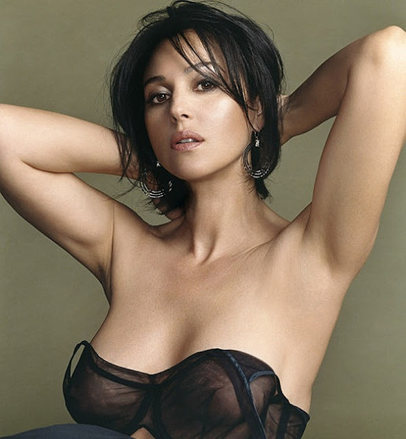 Hot Monica Bellucci Image