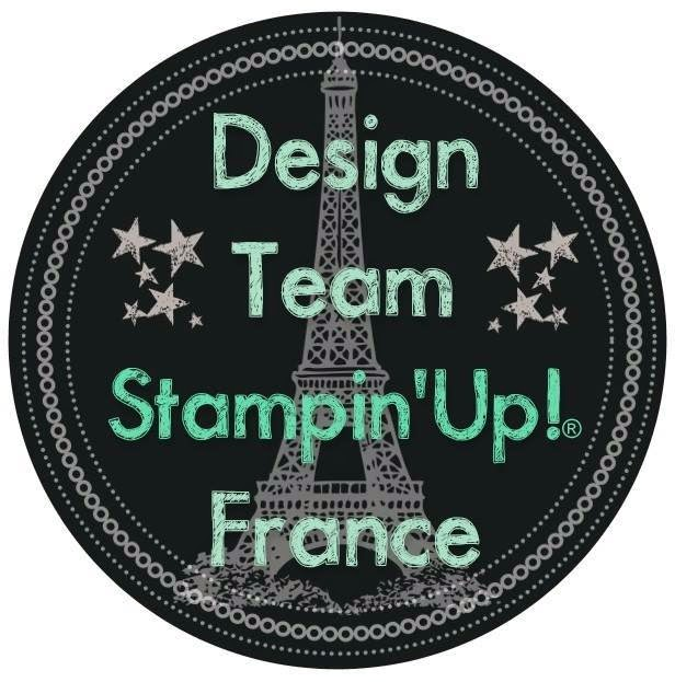 Design Team  Stampin' UP ! France