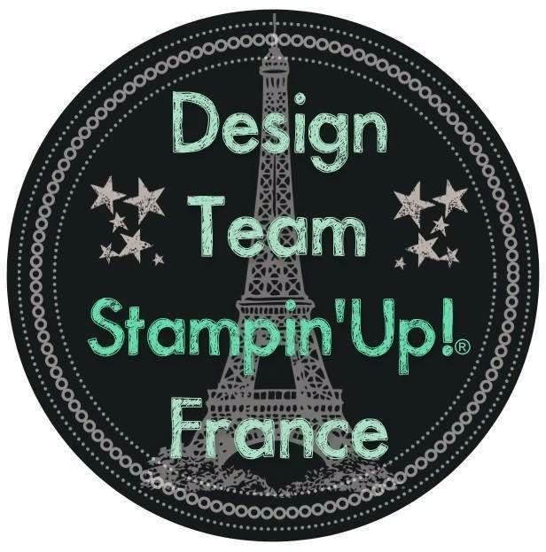 Design Team  Stampin' UP ! France