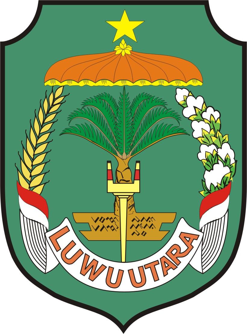 Logo Kabupaten Luwu Utara Indonesia Kumpulan Foto Artis Candydoll Gambar Sulsel