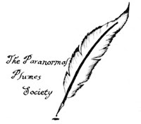 I'm a proud member of The Paranormal Plumes Society