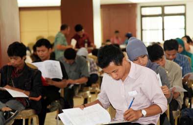Hasil Tes Kemampuan Dasar CPNS 2012 | TKD CPNS 2012