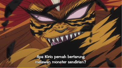 Ushio to Tora 23 Subtitle Indonesia