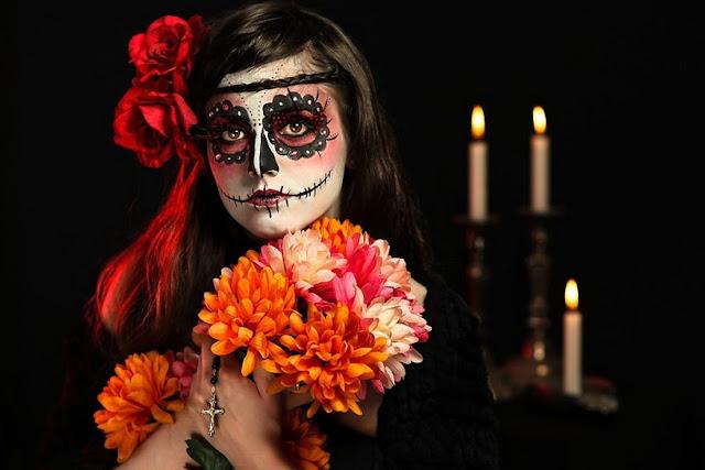 Halloween, maquillajes